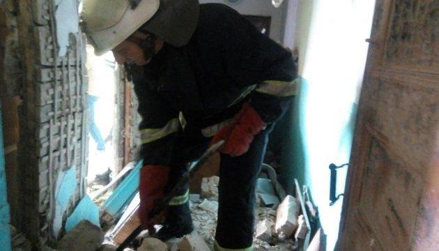 В квартире на Хмельнитчине прогремел взрыв