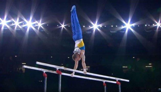 Чемпіонат світу з гімнастики: Верняєв бере «срібло» на брусах