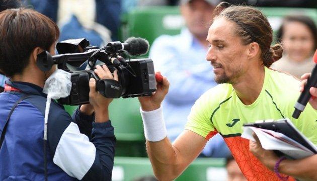 Теніс: Долгополову залишається одна сходинка до ТОП-40