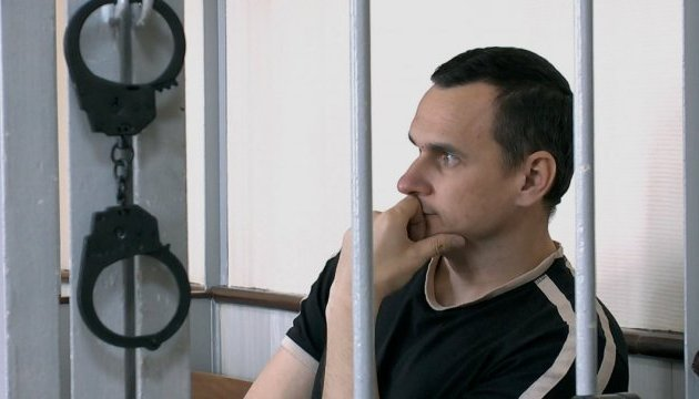 Film about Oleg Sentsov nominated for Silver Eye 2017 international award