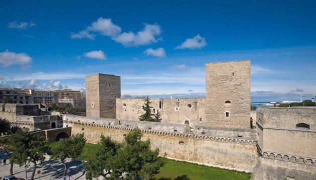 Гліптотека і зала швабів: в Італії відновили прадавню фортецю
