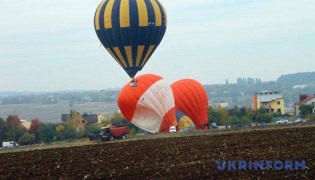 У Луцьку проходить карнавал повітряних куль