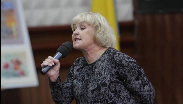 Кров для бійців АТО: акцію лікарні Мечникова підтримала Ада Роговцева