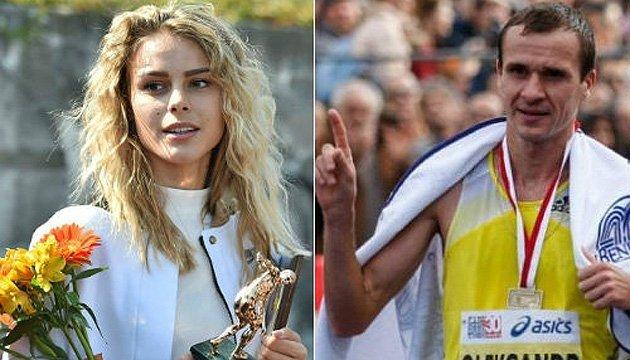 Левченко і Сітковський – кращі легкоатлети вересня в Україні