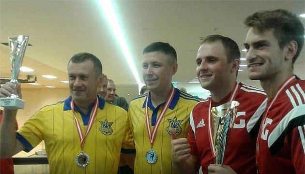 Fútbol-tenis: Ucrania gana en el torneo de Emerald Cup 2017