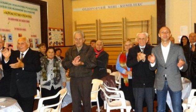 «ПОЛУДНЕВА СВІТЛИЦЯ» – клуб самодопомоги ветеранів Бородянського ЦСПР