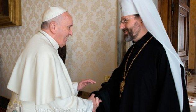 Папа Римський: Щодня молюся за мир в Україні