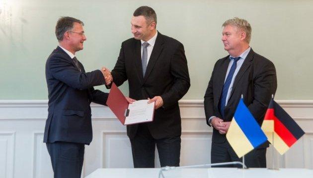 Кличко: Германия дает Киеву €180 тысяч евро на полигон в Подгорцах