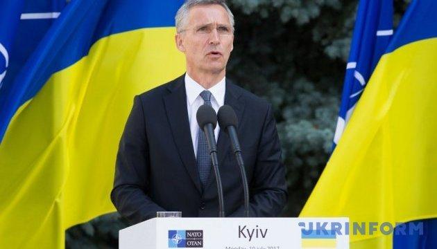 НАТО уважает право Украины провести референдум о вступлении в Альянс - Столтенберг