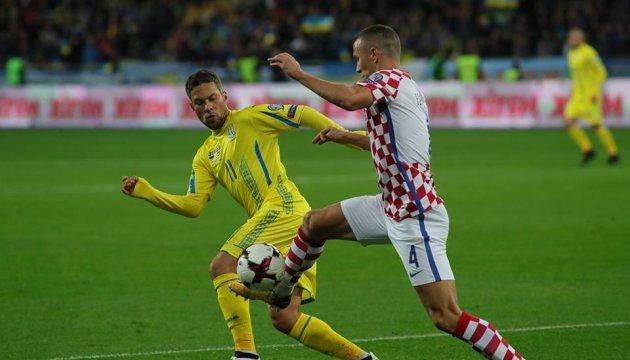 Ucrania pierde ante Croacia y no jugará en la Copa Mundial 2018. Fotos