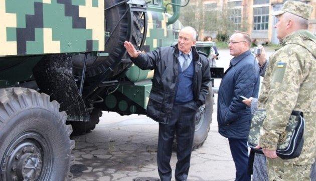 Вінницький 45-й завод інтенсивно нарощує виробництво техніки для війська