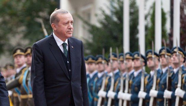 Erdogan: Türkei erkennt Annexion der Krim nicht an