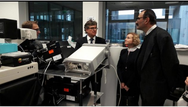 Ukraine, Lithuania launch 11 joint research projects