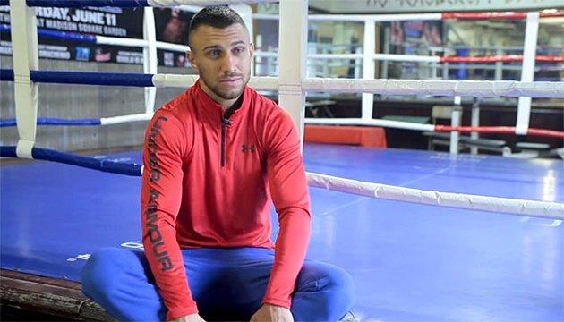 Ломаченко назвав боксерів, з ким хотів би битись за перше місце в рейтингу p4p
