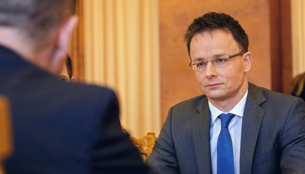 Foreign ministers of Ukraine and Hungary meet in Zakarpattia region to discuss education law
