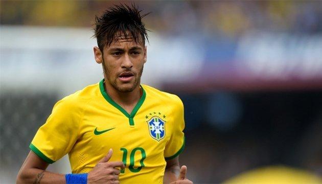 Неймар налисо поголив новачка футбольної збірної Бразилії