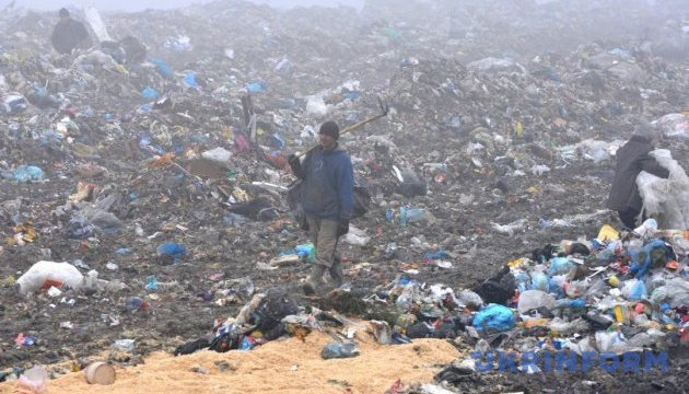 Экологи провели кризисный мониторинг Грибовицкой свалки