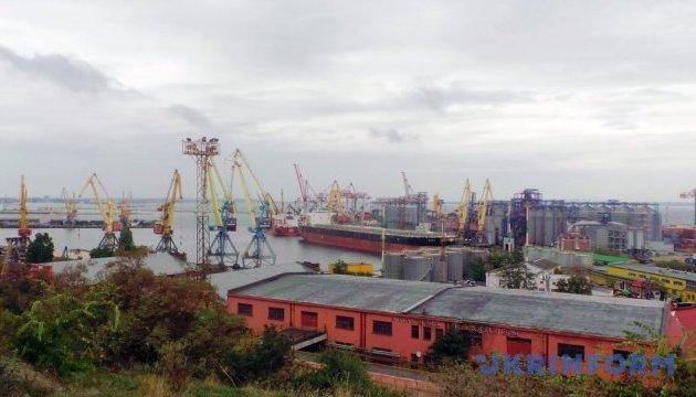 АМПУ планирует строительство в Одесском порту причала, который будет принимать суда Panamax