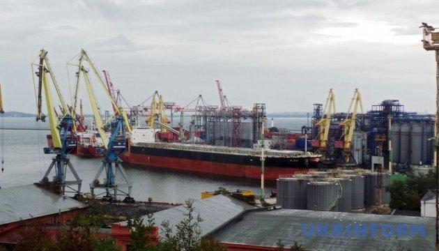 Угорці вивчають можливості Одеського порту як транзитера контейнерних вантажів