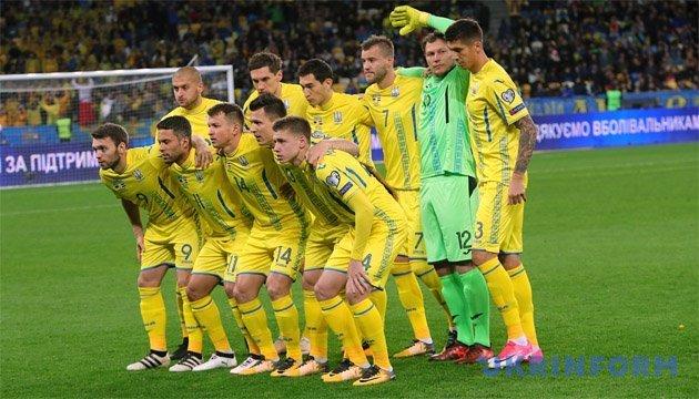 Збірна України з футболу може зібратися в листопаді на спаринг