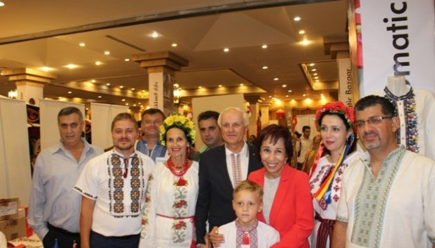 Як Україна показала себе на дипломатичному ярмарку в Аммані