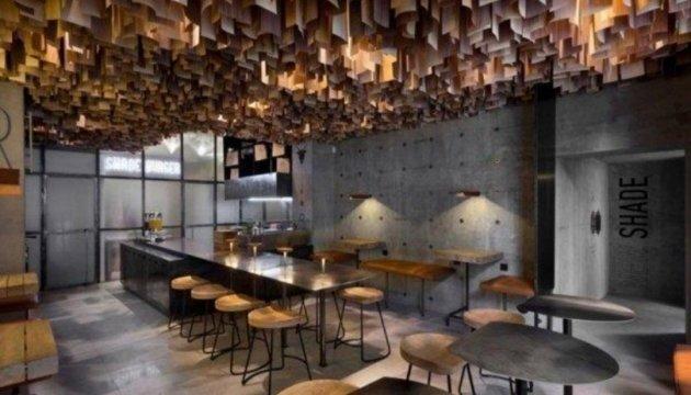 波尔塔瓦餐厅获得英国餐厅酒吧设计奖