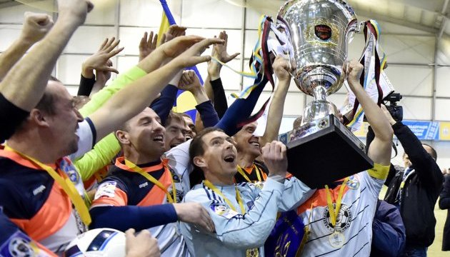 Фінал футбольного Кубка героїв АТО відбудеться 13 жовтня