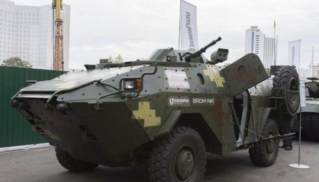 """Миколаївські зброярі """"розігнали"""" броньовик до 100 км/год"""
