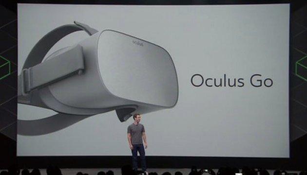 Засновник Facebook представив автономний шолом віртуальної реальності