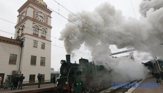 На Покров вокруг Киева будет курсировать ретропоезд