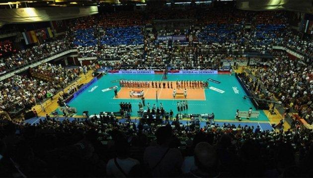 Волейбол: відбулось жеребкування відбору до чемпіонату Європи-2019
