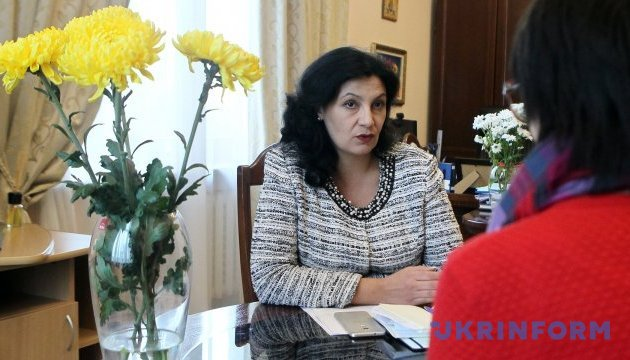 Klympush-Tsintsadze hopes Ukraine, EU will agree on financial aid before summer