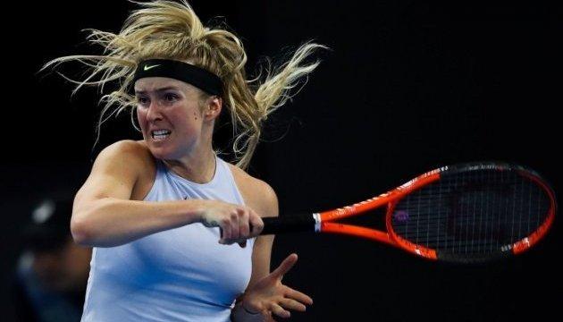 Світоліна лікуватиметься перед Підсумковим турніром WTA