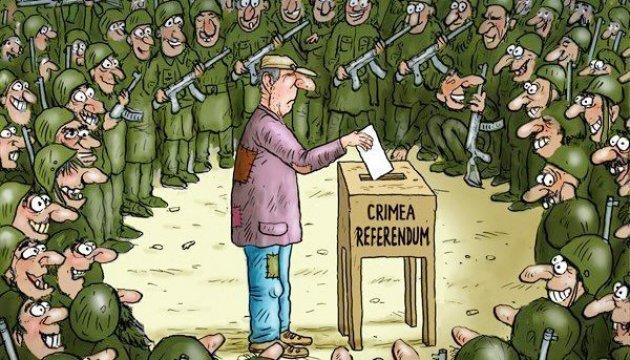 Нав'язуваний референдум