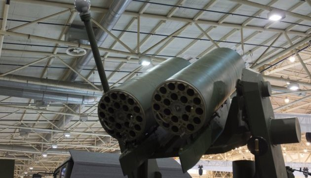 Українсько-польська ракетна система Stokrotka -
