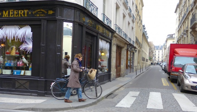 Из Парижа до 2030 года исчезнут авто на бензине
