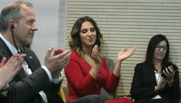 За участю Джамали стартує інформкампанія з протидії торгівлі людьми