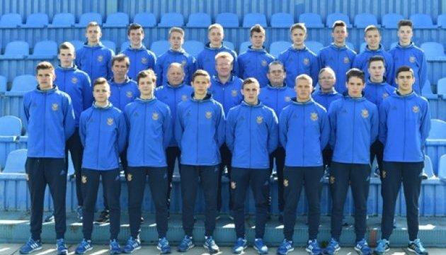 Футбол: збірна України (U-17) забила 6 м'ячів у ворота Азербайджану