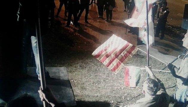 Угорці таки провели мітинг за відокремлення Закарпаття попри протест Києва