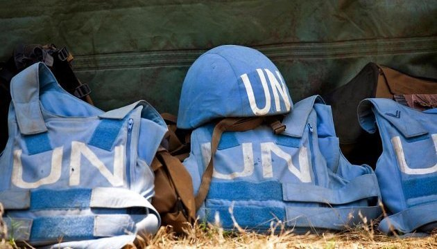 Chaly, Volker discuss UN peacekeepers in Donbas