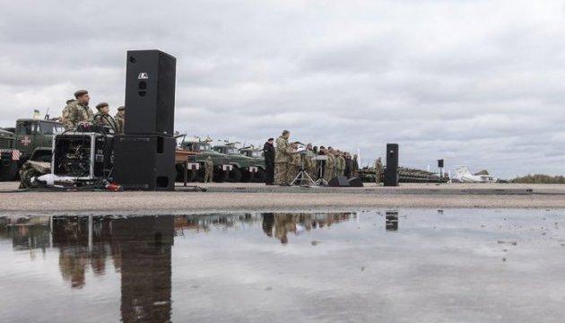 Військові в АТО отримають святкові премії