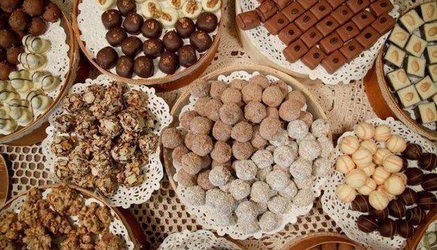 Le festival national du chocolat se déroule à Lviv