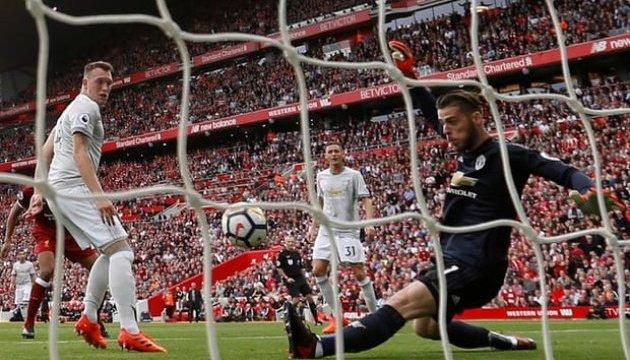 АПЛ: «Манчестер Юнайтед» та «Ліверпуль» розійшлись без голів