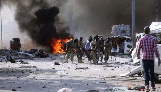 Подвійний теракт у столиці Сомалі: 22 загиблих