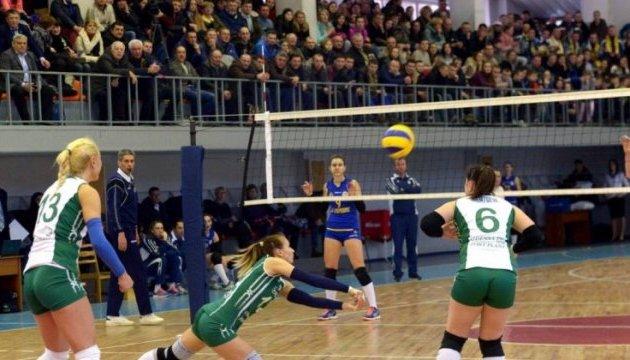 Волейбол: «Хімік» здобув Суперкубок України серед жіночих команд