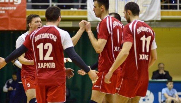 Волейбол: «Локомотив» виборов Суперкубок України серед чоловічих команд