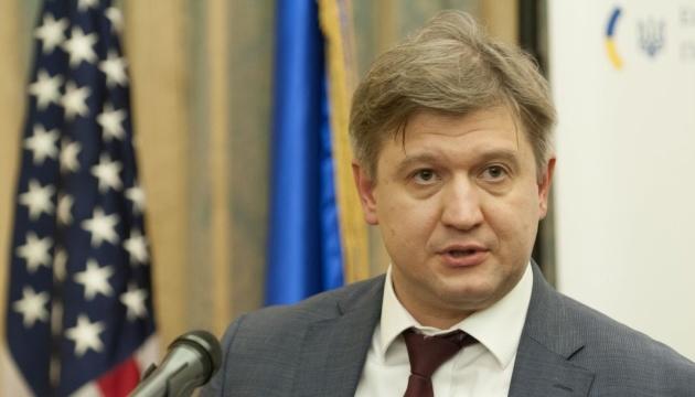 L'Ukraine et la commission européenne discutent de la tranche macro-financière de l'UE