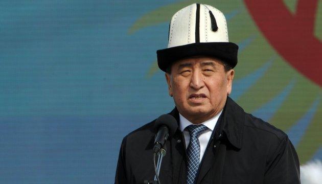 У Киргизстані на виборах президента у лідери вибився екс-прем'єр