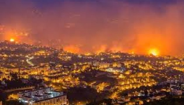 Португалия в огне: число жертв пожаров увеличилось до 27 человек