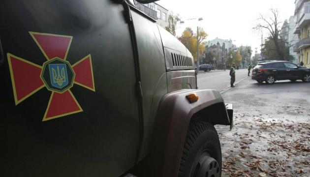 La Garde nationale ukrainienne échangera son expérience avec la Gendarmerie française